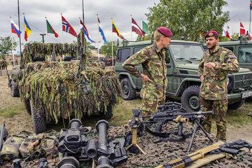 Niederlaendische Soldaten