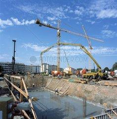 Baustelle Neustaedter Tor