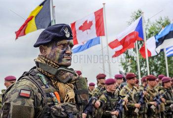 Polnischer Soldat