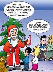 Weihnachten   Familie und Bescherung