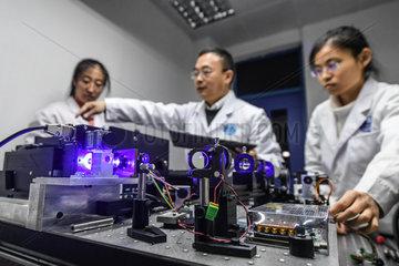 CHINA-LIAONING-DALIAN-RAMAN OPTICAL ACTIVITY SPECTROMETER (CN)