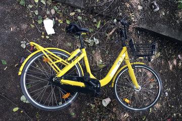 Lost Bikes - Leihfahrrad