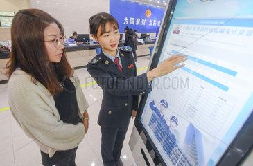 CHINA-ECONOMY-VAT-TAX REDUCTION (CN)