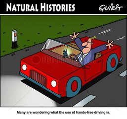 Hands-Free driving