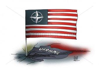 Ukraine NATO-Buendnis und USA