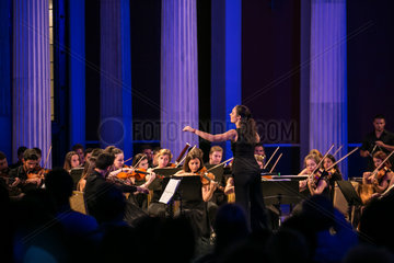 GREECE-ATHENS-GREEK-TURKISH YOUTH ORCHESTRA