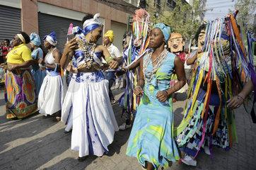 HONDURAS-TEGUCIGALPA-AFRICAN HERITAGE MONTH