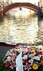 Trauerkranz Venedig