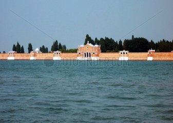 Venedig Friedhofsinsel San Michele