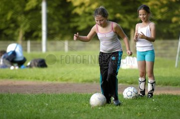 Maedchenfussball