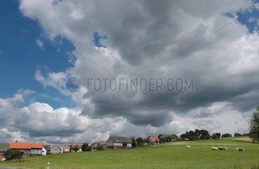 Nordhessen Landschaftsportrait
