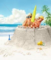 Kriminalitaet Urlaub Tourist Reise