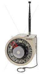 National Panasonic Transistorradio  1970