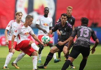 RB Leipzig - SC Freiburg am 27.08.2017
