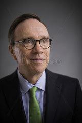 Matthias Wissmann  president of German Automobile Industry Association