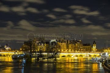 FRANCE - PARIS FLOOD 2018
