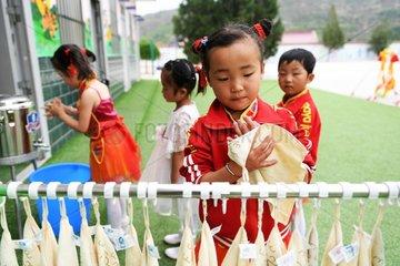 CHINA-PRESCHOOL EDUCATION-PUBLIC SPENDING-INCREASE (CN)