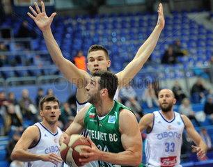 (SP)CROATIA-ZAGREB-FIBA EUROPE CUP-BASKETBALL