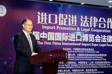 (IMPORT EXPO)CHINA-SHANGHAI-CIIE-LEGAL FORUM (CN)