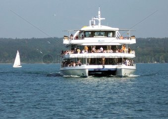 Starnberger See Schiff MS Starnberg