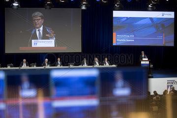 Theodor Weimer  Wirtschaftsrat CDU