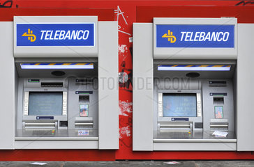 Geldautomaten in Barcelona