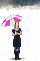 Regenschirm 32