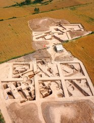 CHINA-SHAANXI-RICE GROWING-NEOLITHIC AGE (CN)
