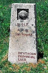 SPAIN - ST JAMES WAY