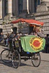 Fahrradrikscha  Berlin