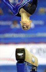 (SP)CHINA-NANNING-GYMNASTICS WORLD CHAMPIONSHIPS-TEAM FINALS