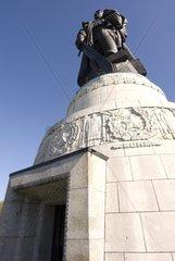 Treptower Park  Sowjetisches Ehrenmal  Berlin