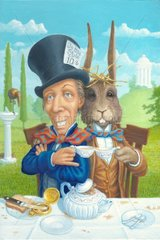 march hare & mad hatter