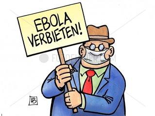 Ebola verbieten