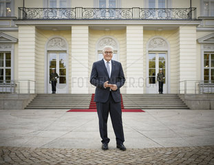 Bundespraesident Frank-Walter Steinmeier