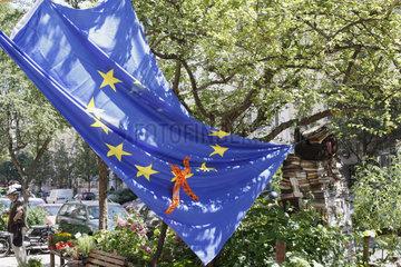 Brexit  Vorsicht Zerbrechlich Europaeische Union