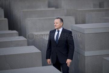 Georg Pazderski  AfD  Gedenken Reichspogromnacht - Germany Commemorates 1938 November Pogroms
