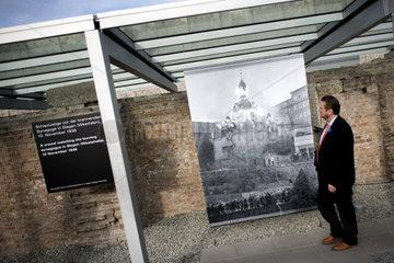 Andreas Wild  AfD  Gedenken Reichspogromnacht