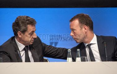 Sarkozy + Afhueppe