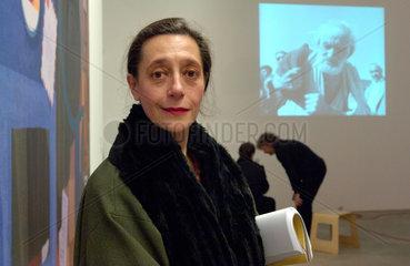 Berlin  Deutschland  Catherine David