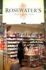 Berlin  Deutschland  Rosewater's in den Potsdamer Platz Arkaden