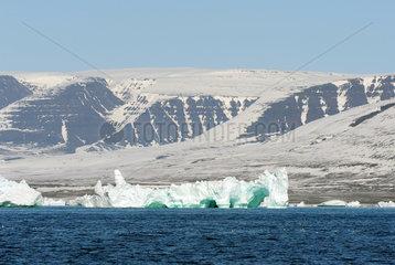 Ilulissat  Daenemark  Eisberg in der Diskobucht
