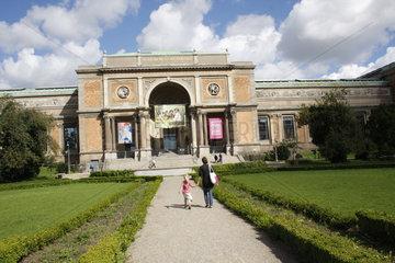 Statens Museum for Kunst in Kopenhagen