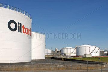 Oiltanking-Lager