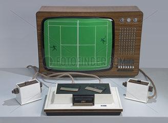 Odyssee  das allererste deutsche Videospiel  1973