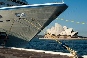 Sydney  Australien  Opernhaus Sydney