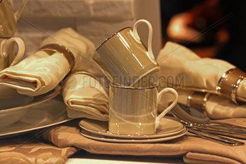 Kaffegeschirr