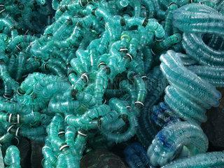 Plastikflut