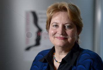 Berlin  Deutschland  Christa Stolle  Geschaeftsfuehrerin Terre des Femmes
