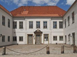 Wasmer Palais in Glueckstadt  Schleswig Holstein  Deutschland
